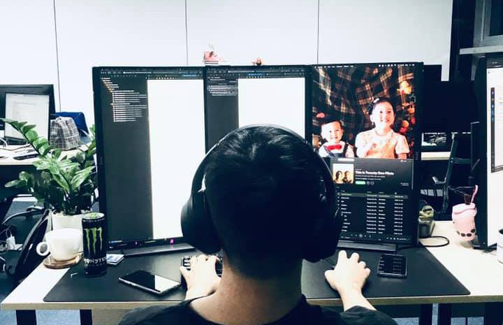 Back-end Developer Position in Hanoi